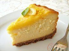 Limonlu Cheesecake http://www.pastatarifleri.me/105/limonlu-cheesecake/
