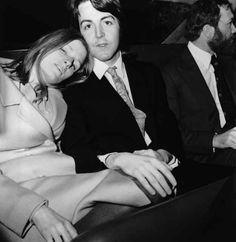 Cheers to you, Paul McCartney.