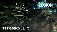 Legion Titanfall 2 Mech Wallpaper