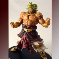 Figurine Dragon Ball Z Dx Max Muscle - Broly - Achat et vente de Figurine neuve et doccasion sur PriceMinister