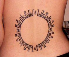 amazing odd interesting funny tattoo pi 200907232004592918 15 Awesome Maths Tattoo