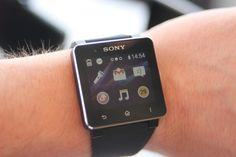 Sony SmartWatch 2 pictures and hands-on - Pocket-lint