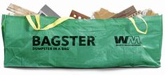 The Bagster® bag is an affordable solution for homeowners and a great way to save money on do-it-yourself projects. Description from prettyhandygirl.com. I searched for this on bing.com/images