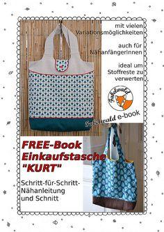 """Free-Book für die Einkaufstasche """"KURT"""""""