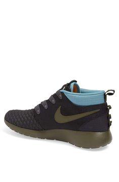 Nike | 'Roshe Run' Sneaker Boot (Men) #nike #sneakers