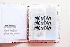 Week in the Life Project Life Scrapbook, Project Life Album, Ali Edwards, Pocket Scrapbooking, Scrapbook Layouts, Life Journal, Bullet Journal, Baby Memories, Pocket Letters