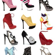 The Other Reason to Drool Over the VS Fashion Show: Nicholas Kirkwood's Shoes