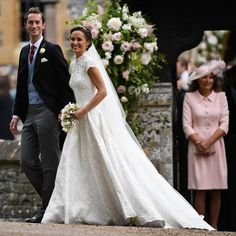 Pippa Middleton and James Matthews wedding: All the best photos