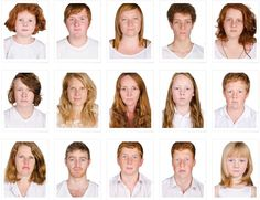 The Otherness of Redheads: Anthea Pokroy Collects Gingers.