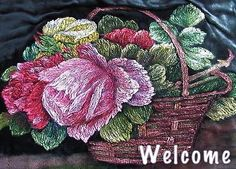 Welcome Mat for Front Porch