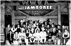 WWVA Jamboree on Saturday nights