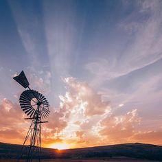 Kwazulu Natal, Dundee, One Light, Wind Turbine, My Eyes, South Africa, Campaign, Wanderlust, Journey