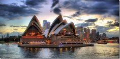 Sydney Opera House - http://manonthelam.com/cruising-australia-choosing-the-best-time-of-the-year/
