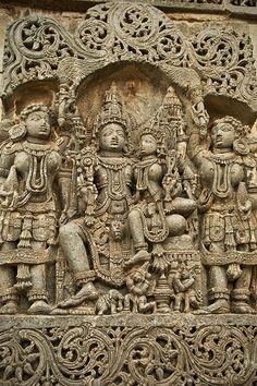 Chennakeshava Temple, Belur, Karnataka by Rajesh Vijayarajan Photography