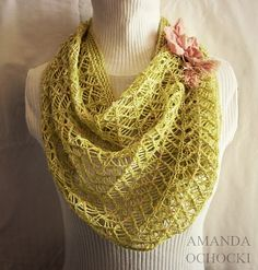 Ravelry: Glamour Loop pattern by Monika Sirna