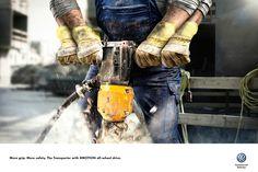 Grabarz &Partner Hamburg, Germany for Volkswagen  More Grip. More Safety