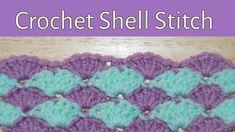 Crochet Shell Stitch Tutorial - Crochet Jewel
