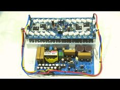 Power amplifier Xrown XLS x6FT circuit diagram, max output power about 1200W you can see the circuit diagram and PCB Layout design here. Crown Amplifier, Audio Amplifier, Audiophile, Power Supply Circuit, Electronic Schematics, Diy Crown, Circuit Projects, Circuit Diagram, Electronics Projects