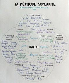 awesome Citation - L'Ikigai d'EfferveScience, à toi de jouer : construit le tien, trouve t...