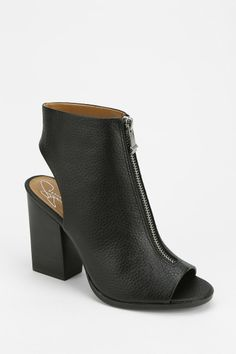 Report Brynna Peep-Toe Ankle Boot