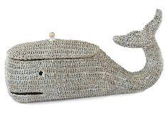 Bankuan Rope Whale Box on OneKingsLane.com