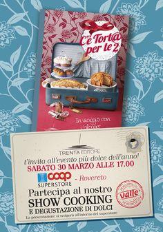 """""""C'e' tort@ per te"""": un libro, 33 foodblogger, 40 ricette e 40 racconti per andare lontano."""