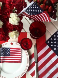 The 4th of July from Different Points of View | Carolyne Roehm
