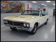1966 Buick Skylark GS Convertible 400/325 HP, Automatic