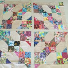 Quilt pattern Jellyroll Quilts, Scrappy Quilts, Baby Quilts, Strip Quilts, Girls Quilts, Mini Quilts, Quilt Stitching, Quilting Designs, Quilting Ideas