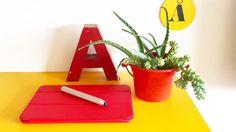 Verde e vermelho  #oitominhocas #suculentas #suculovers #decoração #plantinhas #maisverde #plantasemcasa #customização #pedidoespecial #elo7br