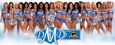 #MavsDancers we heart our partners