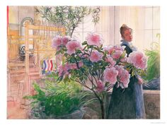 Carl Larsson, Wall Art and Home Décor at Art.com