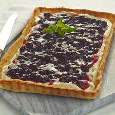 blueberry white chocolate tart blueberry white chocolate tart i will ...