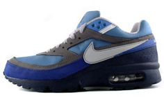 fa4fc6df72e3 Nike Air Classic BW - Deep Royal - Netural Grey - White - SneakerNews.com