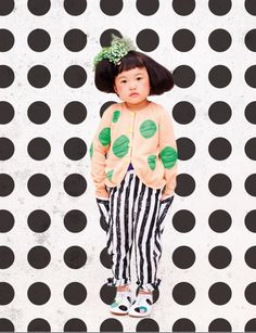 Franky Grow printemps-été 2013 | MilK - Le magazine de mode enfant