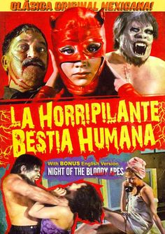 (Black) Of The Bloody Apes (DVD)