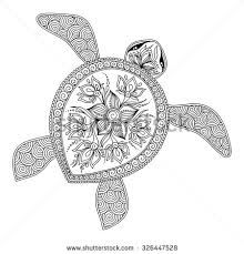 Image result for sea turtle adult coloring pages