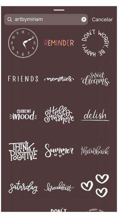 Ideas De Instagram Story, Instagram Words, Instagram Emoji, Instagram Story Filters, Iphone Instagram, Creative Instagram Photo Ideas, Instagram And Snapchat, Insta Instagram, Instagram Quotes