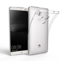 HUAWEI Mate 8 Slim Case Soft Ultra Thin TPU Silicone Transparent Back Cover Protection  -  The strong and durable gel material works towards protecting your device from knocks and bumps while giving you the flexibility and comfort of a gel case.