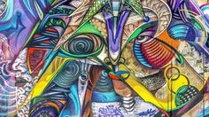Graffiti – Thursday's Different Daily Jigsaw Puzzle