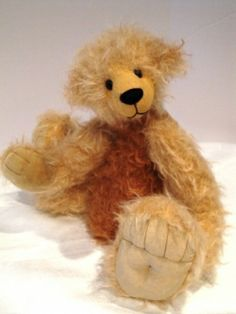 Nimo - approximately 12 inches and has very large feet. Spring 2014, Teddy Bear, Toys, Sweet, Animals, Animales, Animaux, Gaming, Animais