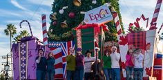 Facebook Cover Photo - Epcot - Christmas Tree