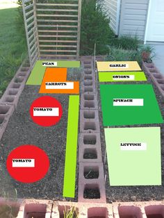 3 Simple Rules for Planting A Small Veggie Garden   The Real Matt Daddy