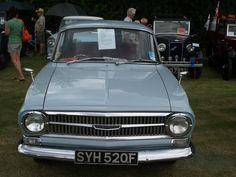 1967 Vauxhall Victor FB VX4/90 | Flickr - Photo Sharing!