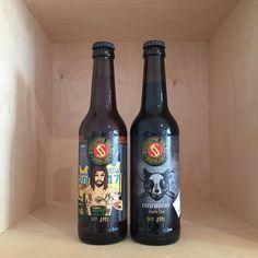 Unsere Neuzugänge: Sagt ¡hola!, hallo oder cheers zu den Bieren von der Barcelona Beer Company, Schoppe Bräu Berlin und BrewDog.