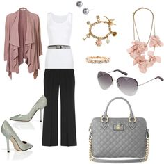 """work and play"" by shetalvyas on Polyvore"