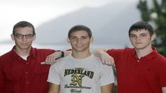 Band of Brothers: 3 Texas siblings enter West Point together!