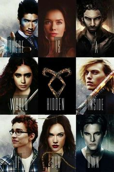 the mortal instruments: City of Bones by Cassandra Clare Immortal Instruments, Mortal Instruments Books, Shadowhunters The Mortal Instruments, Shadowhunters Cast, Isabelle Lightwood, Jace Lightwood, Cassandra Jean, Cassandra Clare Books, Film D'animation