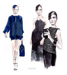 artworks by Lena Ker