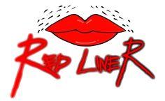 Haziran 2017, Red Liner, Yazıtipi tasarımı: Bora Şahinkara, Dudak figürü: Bilgesu Yaprak